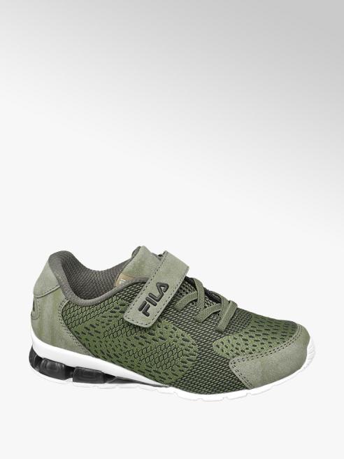 Fila Groene sneaker klittenband
