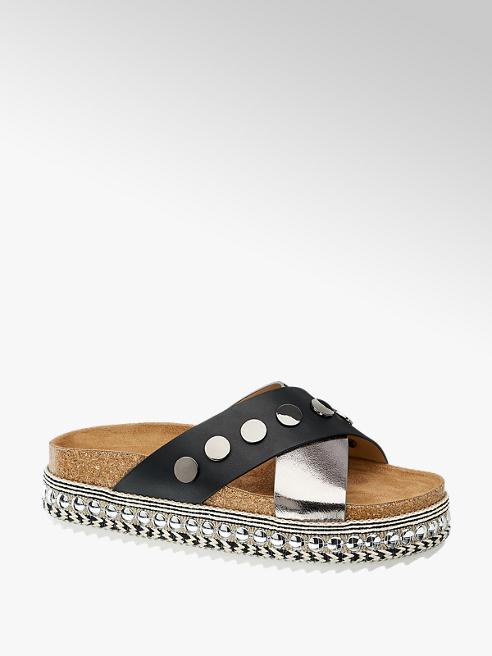 Catwalk Дамски чехли с платформа