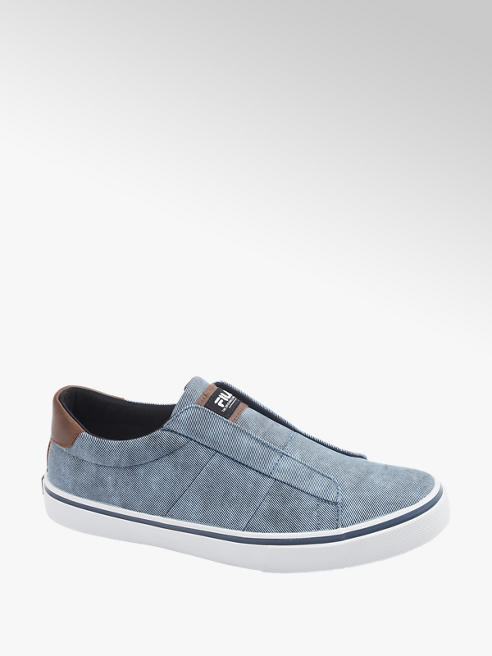 Fila Blauwe sneaker slip on