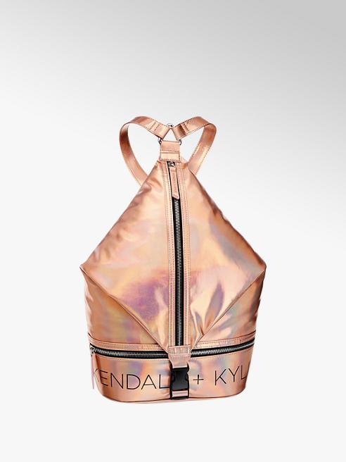 Kendall + Kylie Roze rugtas metallic