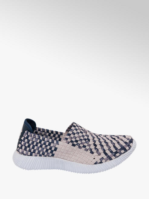 Vty Womens Casual Slip-on Trainers