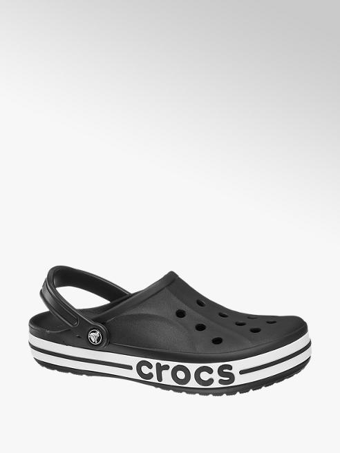 Crocs Zwarte Bayaband clog
