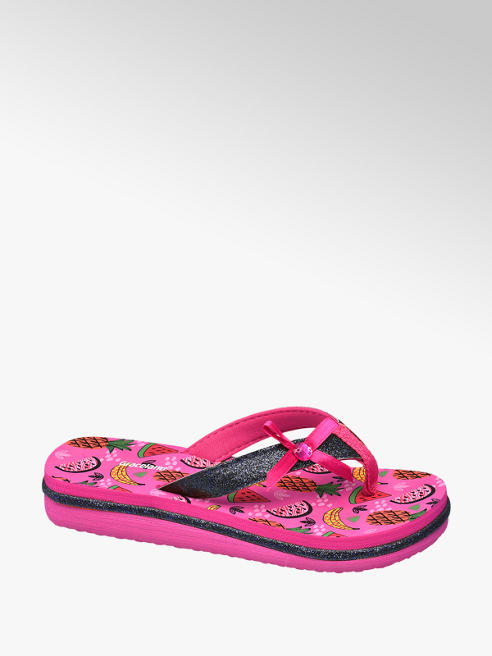Cupcake Couture Roze teenslipper