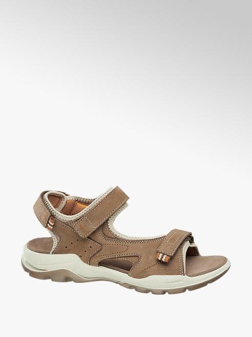 Landrover Trekking Sandal-Læder