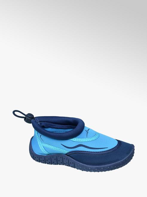 Blue Fin Blauwe surfschoen aantrekkoord
