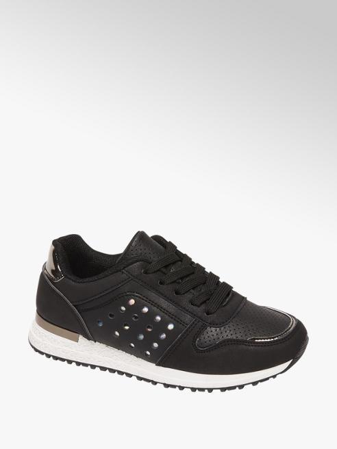 Graceland Zwarte sneaker