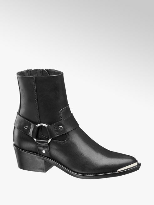 Catwalk Læderstøvlet