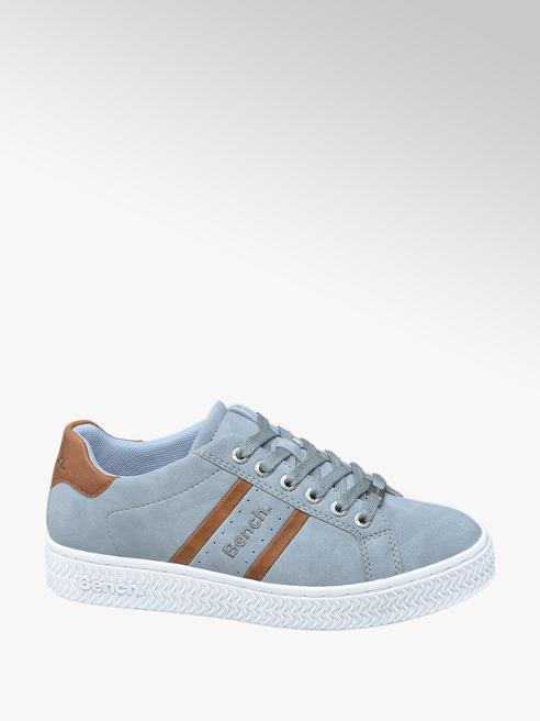 Bench Lichtblauwe sneaker