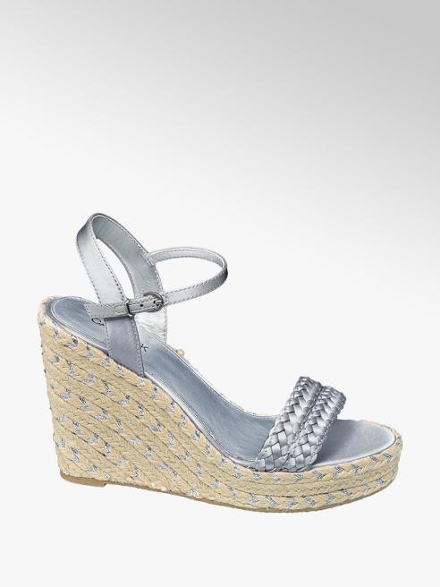 Catwalk Дамски сандалети с клиновиден ток