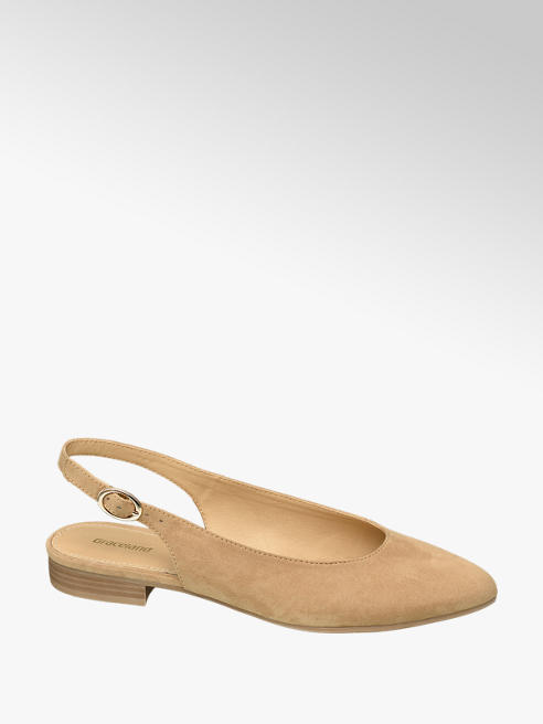 Graceland Ballerina slingback