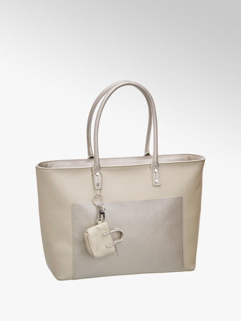 Graceland Beige shopper