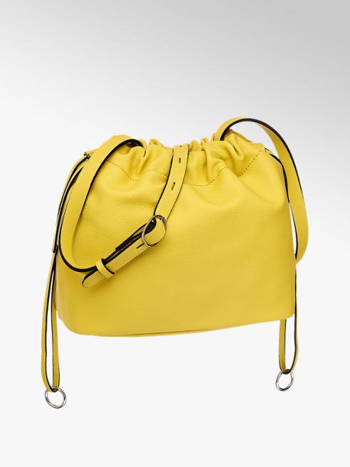Graceland Gele schoudertas