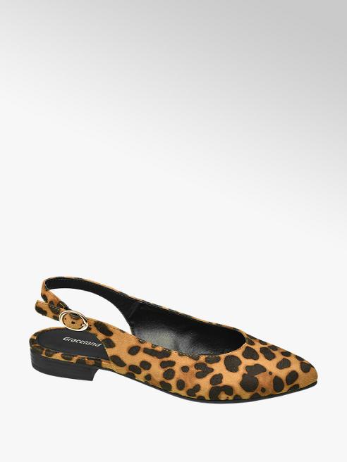 Graceland Zapato destalonado