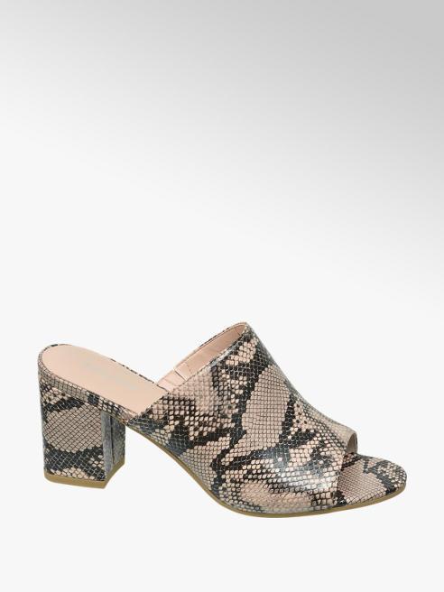 Graceland Дамски чехли с ток
