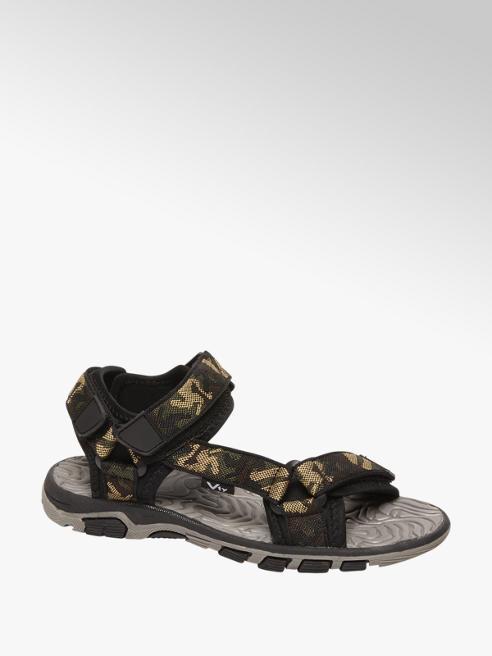 Victory Camouflage sandaal klittenbandsluiting
