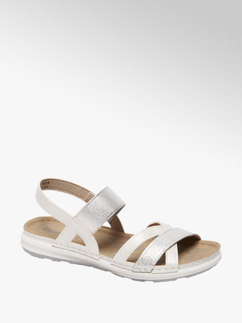 Björndal Zilveren sandaal bandjes