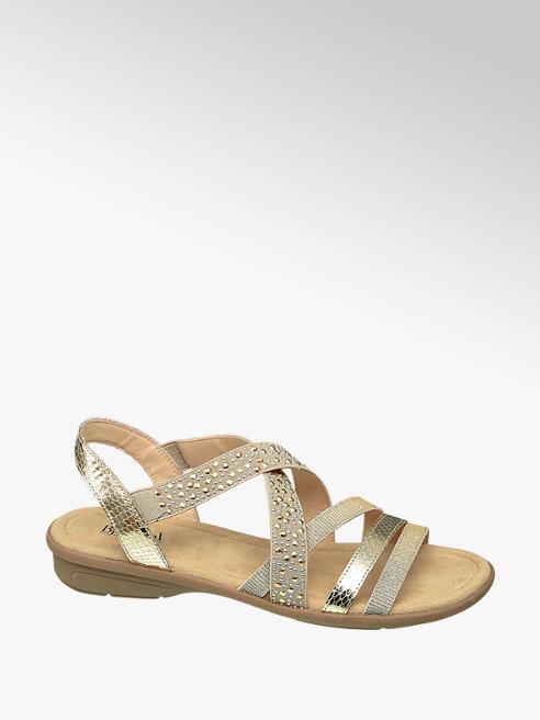 Björndal Gouden sandaal bandjes