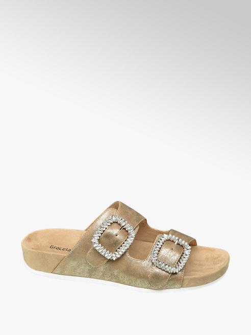 Graceland Gouden slipper gespen
