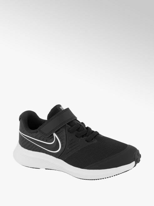 Nike Zwarte Star runner 2 klittenband