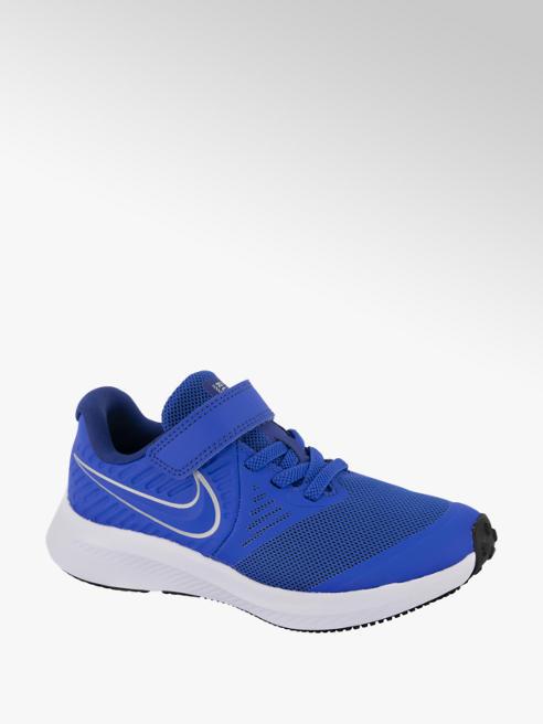 Nike Blauwe Star runner 2 klittenband
