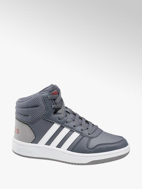adidas Детски високи кецове Hoops Mid 2.0 K