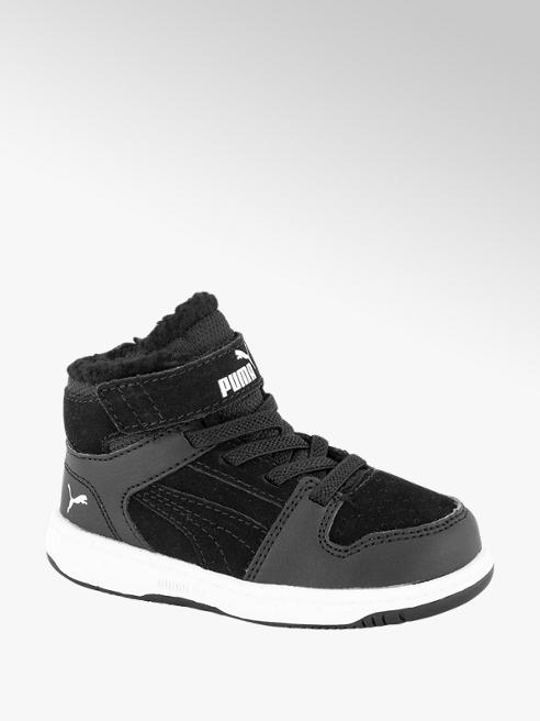 Puma Zwarte Rebound Lay Up SD Fur