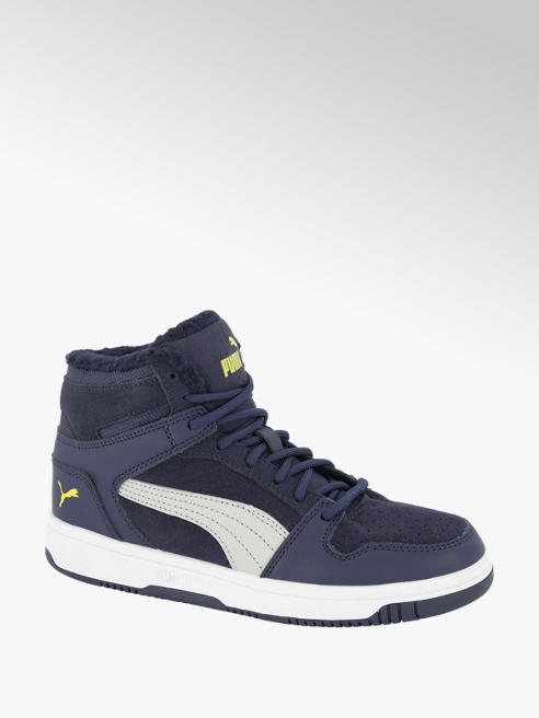 Puma Donkerblauwe Rebound Lay Up SD Fur