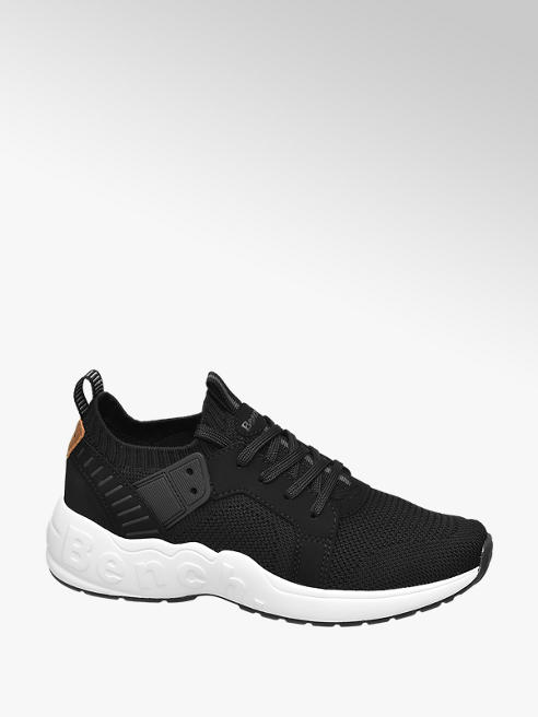 Bench Zwarte sneaker