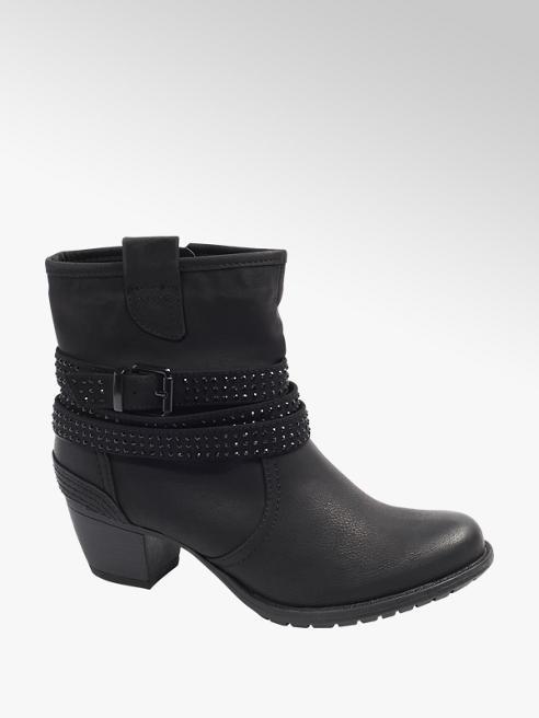 Graceland Plitke čizme