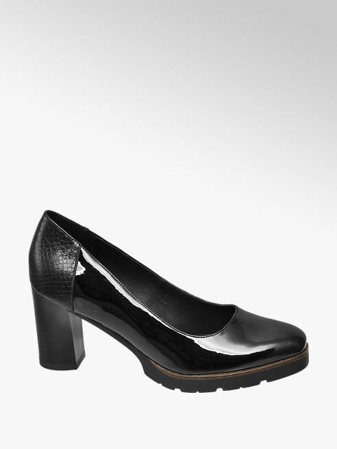 Graceland Pumps Lak-Look