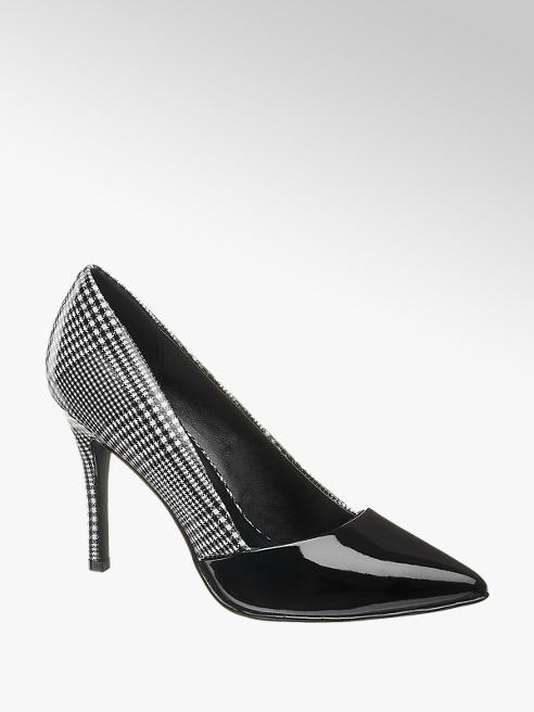 Catwalk Stiletpumps Lak-Look