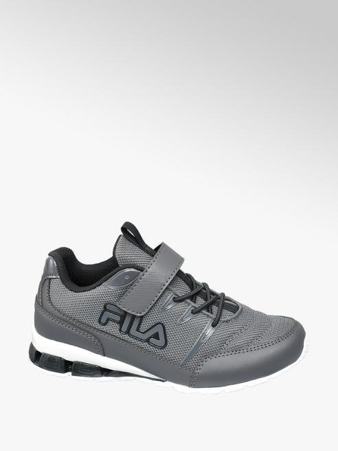 Fila Grijze sneaker klittenbandsluiting