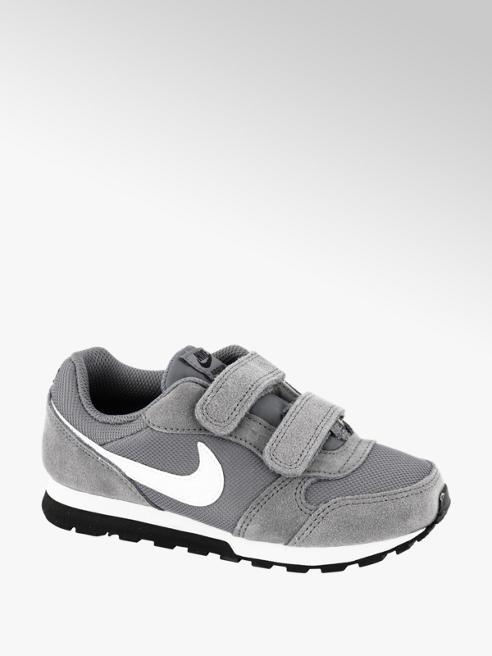 Nike Grijze MD Runner klittenband