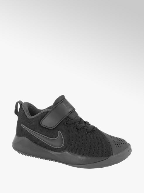 Nike Zwarte Team Hustle Quick 2 klittenband