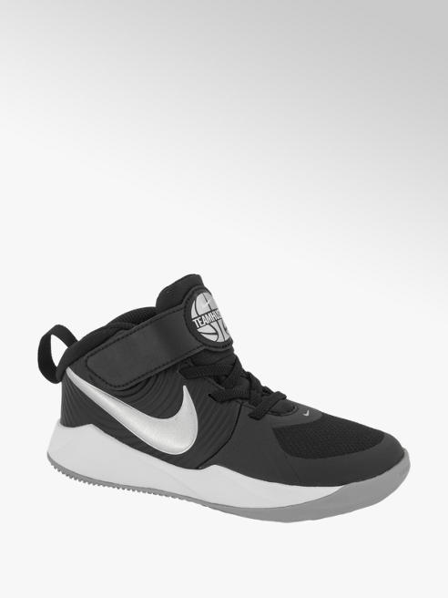Nike Zwarte Team Hustle D+