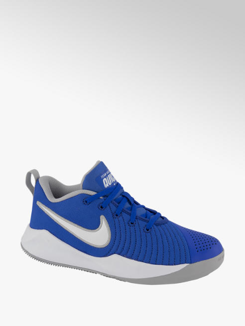 Nike Blauwe Team Hustle Quick