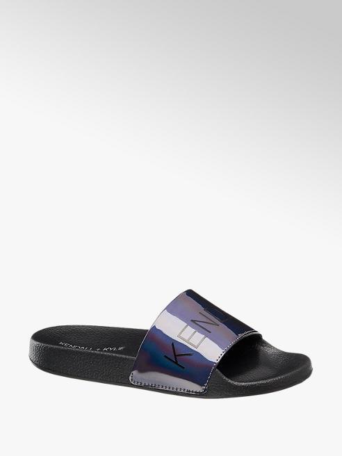Kendall + Kylie Zwarte slipper