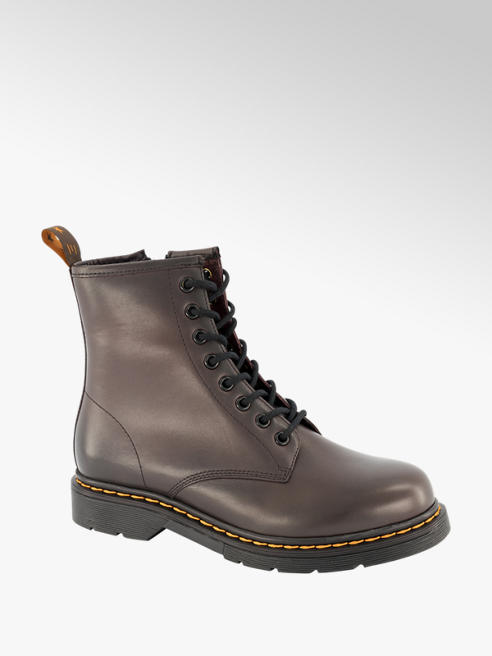 5th Avenue Bordeaux leren veterboot