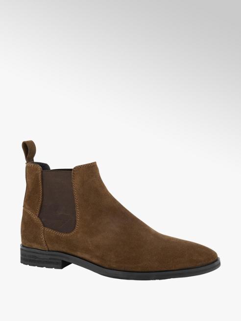 AM shoe Bruine suède chelsea boot