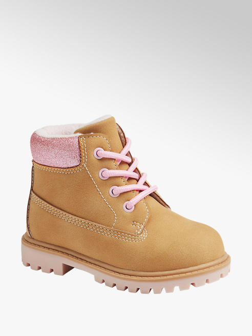 Cupcake Couture Camel veterboot