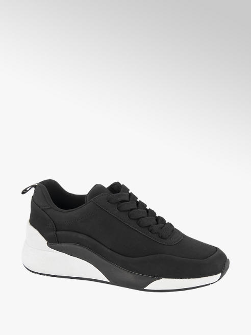 Vero Moda Zwarte chunky sneaker