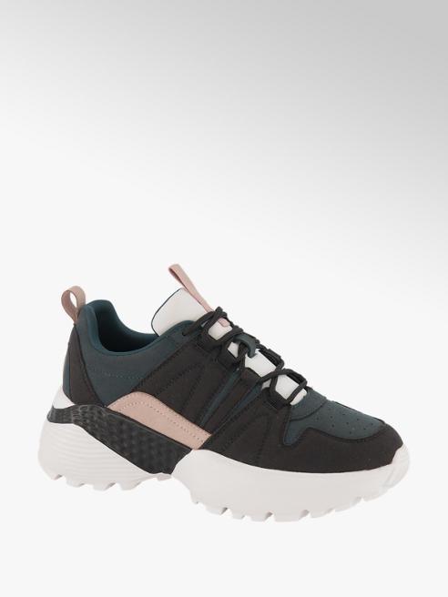 Vero Moda Blauwe chunky sneaker