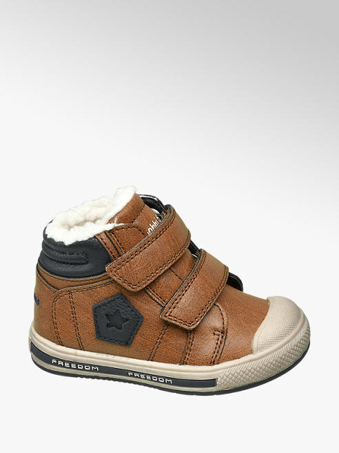 Bobbi-Shoes sneaker midcut bambino
