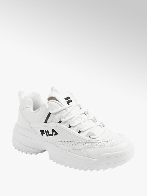 Fila Witte chunky sneaker