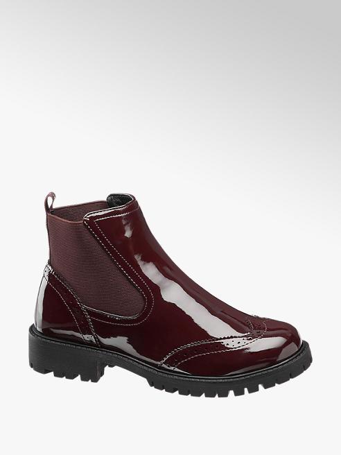 Vero Moda Chelsea Boots Lak-Look