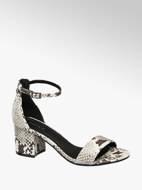 MEXX Sandalet Reptil-Look