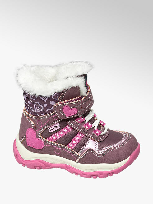 Cortina DEItex snowboot filles