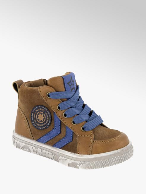 Bobbi-Shoes Bruine sneaker