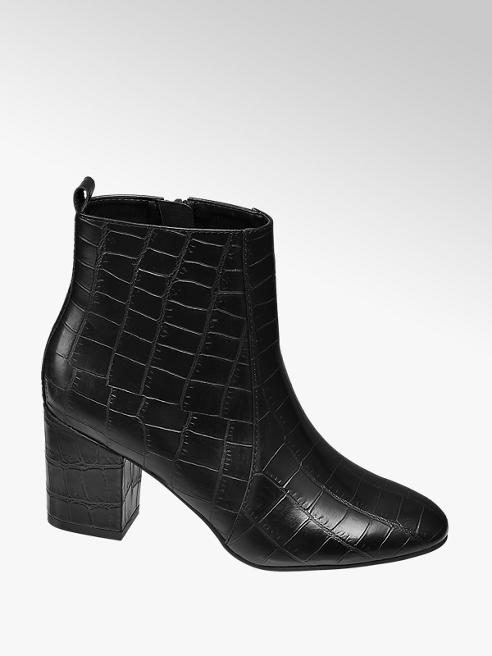 Graceland Støvlet Reptil-Look