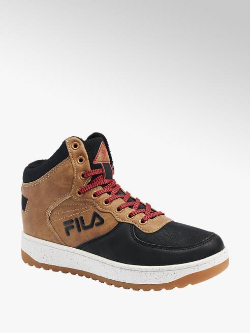 Fila Bruine hoge sneaker